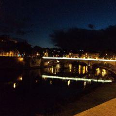 산탄젤로 다리 (성 천사의 다리) 여행 사진