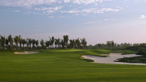 Yunnan Yuxi Hongta Golf Club