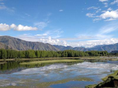 申紮自然保護區