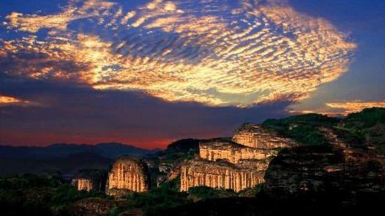 天門山生態遊覽區