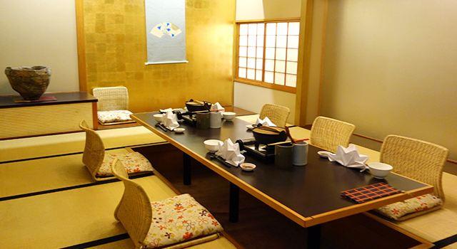 祇園日本料理(台北威斯汀六福皇宮)1