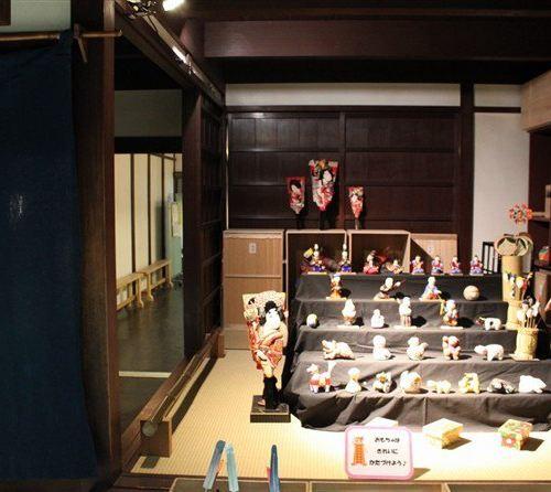 오사카 주택 박물관