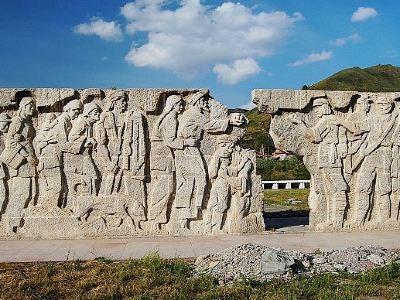 紅軍長征紀念碑碑園