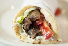 雅典美食图片-卷饼