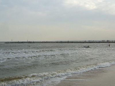 쑤이중 해변
