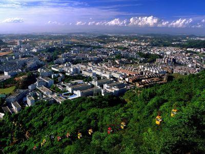 Nanling Village of Shenzhen