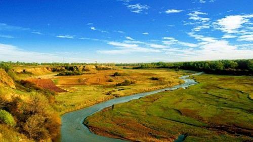 蒼頭河生態走廊