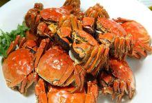 常熟美食图片-阳澄湖大闸蟹