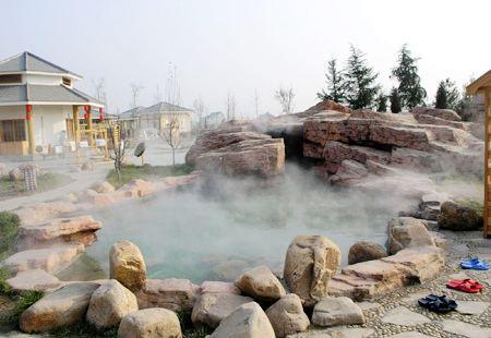 Tuanbo Lake Hot Springs