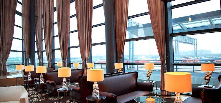 Shanghai Zhong Hang Park Hyatt Hotel Lobby Lounge1