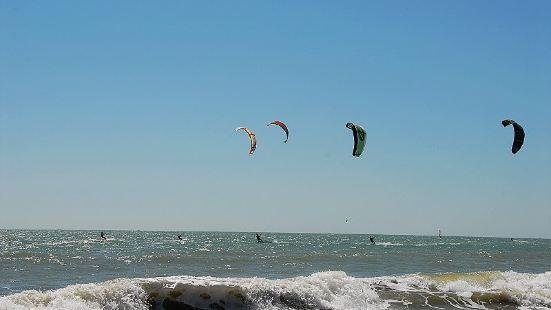 風箏衝浪學校