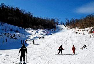 Jinchang Ski Field