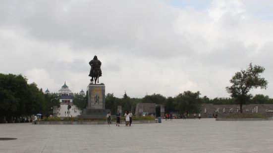 成吉思汗廟