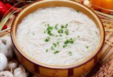 泰州美食图片-鱼汤面