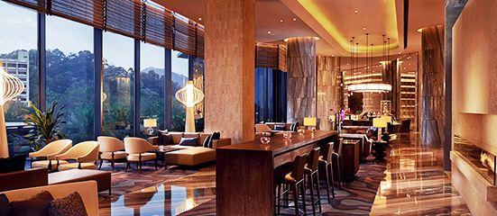Hilton Shenzhen Shekou Nanhai Lobby Lounge