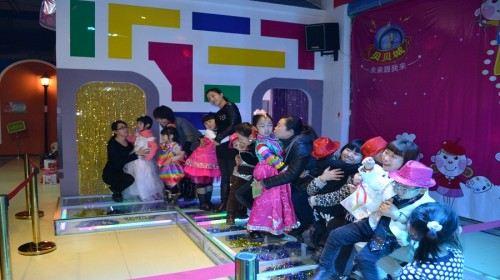 童夢之城兒童職業體驗館