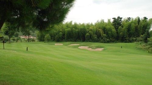 Hunan Chenzhou Nanling Golf Course
