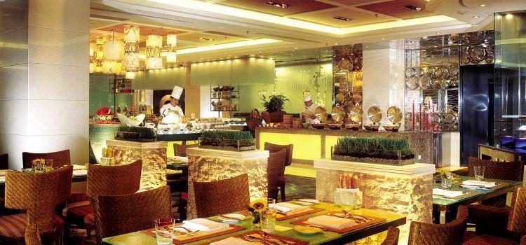 咖啡CHA自助餐廳(香格里拉飯店)1