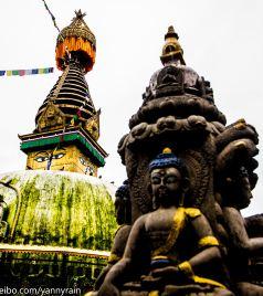 尼泊尔游记图文-人文天堂加德满都(巨多美图)