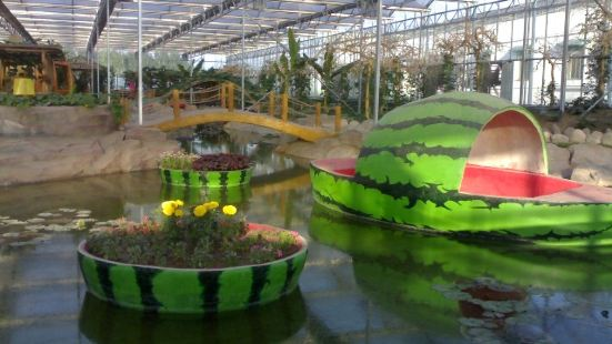 Beijing Daxing Lao Song Melon Garden