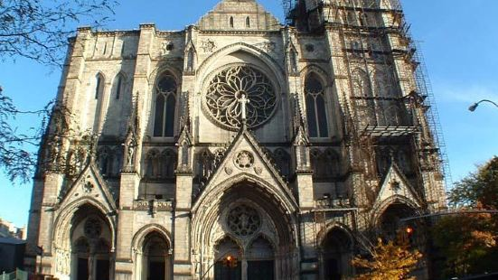 The Cathedral Church of Saint John the Divine