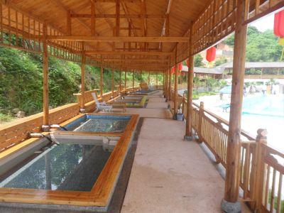 桂湖美人谷温泉
