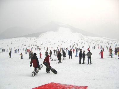 Jundu Mountain Ski Resort