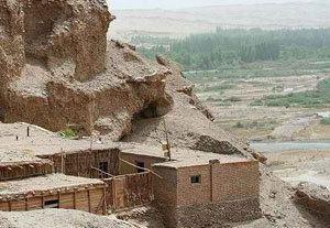 Zanmu Temple Ruins