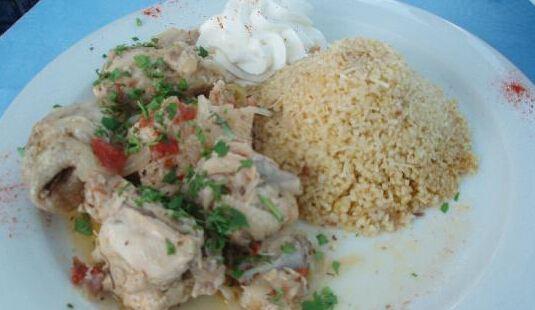 Kyprida Restaurant