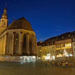 하이델베르크 성령교회 여행 사진