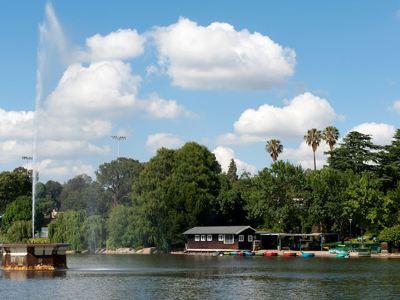 Zoo Lake