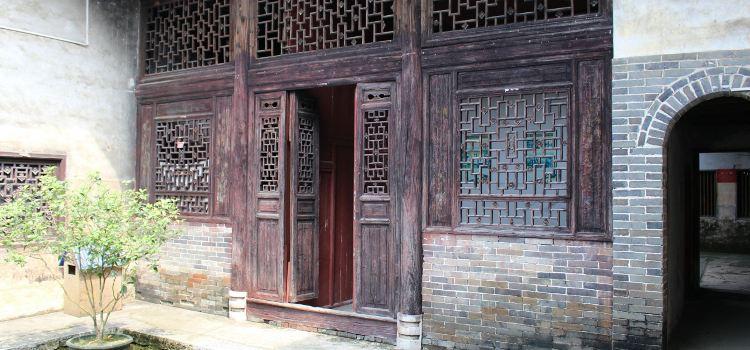 Hakka round houses in Hezhou2