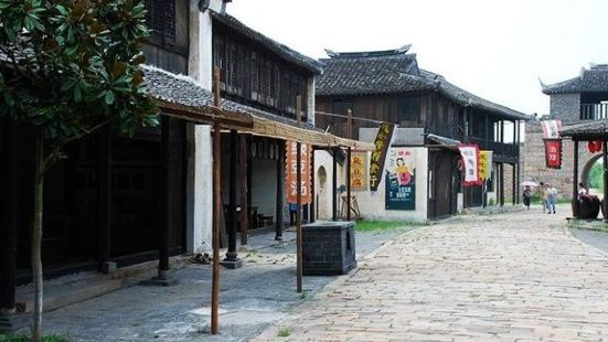 橫涇老街影視基地