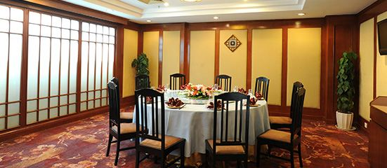 上海中餐廳(錦江大酒店)