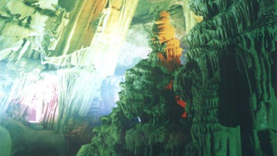 Baxian Caverns