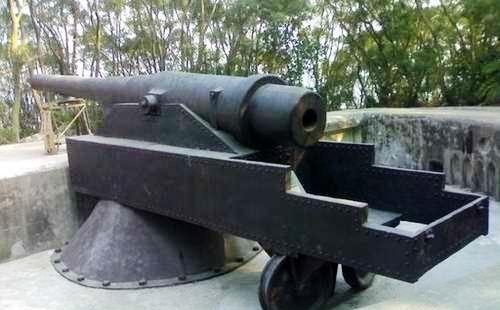 大角山炮台