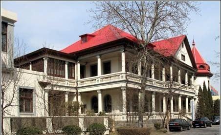 Former Residence of Zhang Xun