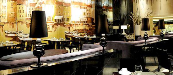 咖啡廳(青島武勝關度假酒店)