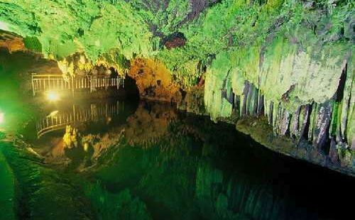 Zhangguang Karst Cave Scenic Area