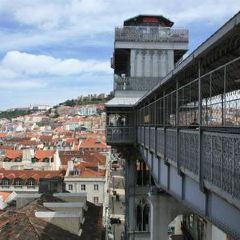 Santa Justa Lift User Photo