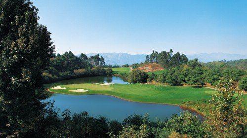 白石嶺溫泉高爾夫球會