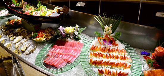 Seafood Buffet Restaurant( Jun Hao Restaurant)