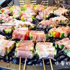 타이완 맛집거리 여행 사진