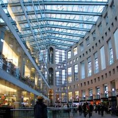 Vancouver Public Library, Central Library User Photo