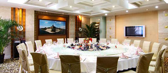 Sampan Chinese Restaurant (Xian Tianyu Gloria Grand Hotel)
