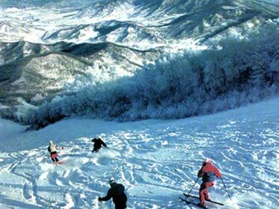松花湖滑雪場