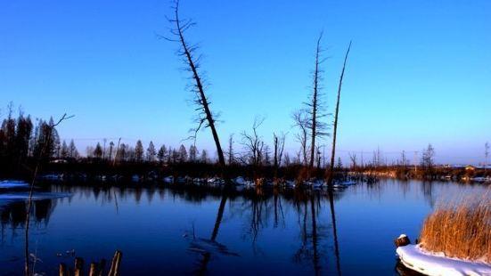 明月湖景區