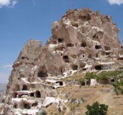 Uçhisar Castle User Photo