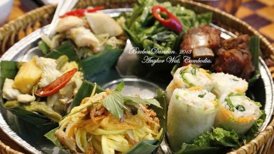 吳哥棕櫚餐廳