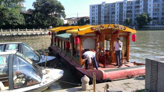 東坡公園水上觀光遊船